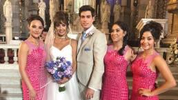 La boda de Juana Victoria y Sebastián