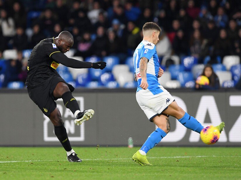 SSC Napoli v FC Internazionale - Serie A