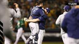 Así celebraron los Rays y ahora enfrentarán a los Astros