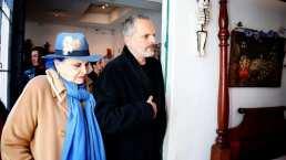 Miguel Bosé despide a su madre, Lucía Bosé, con emotivo video