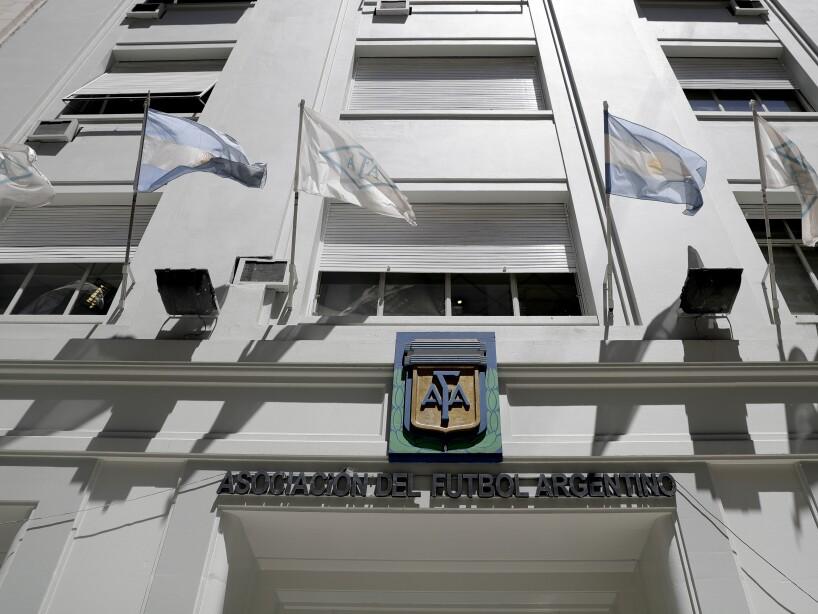 Argentina Soccer FIFA Scandal