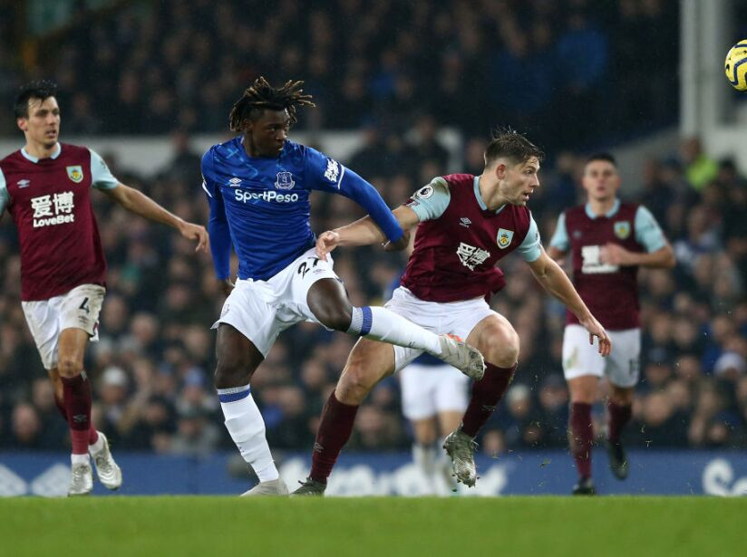 Everton FC v Burnley FC - Premier League