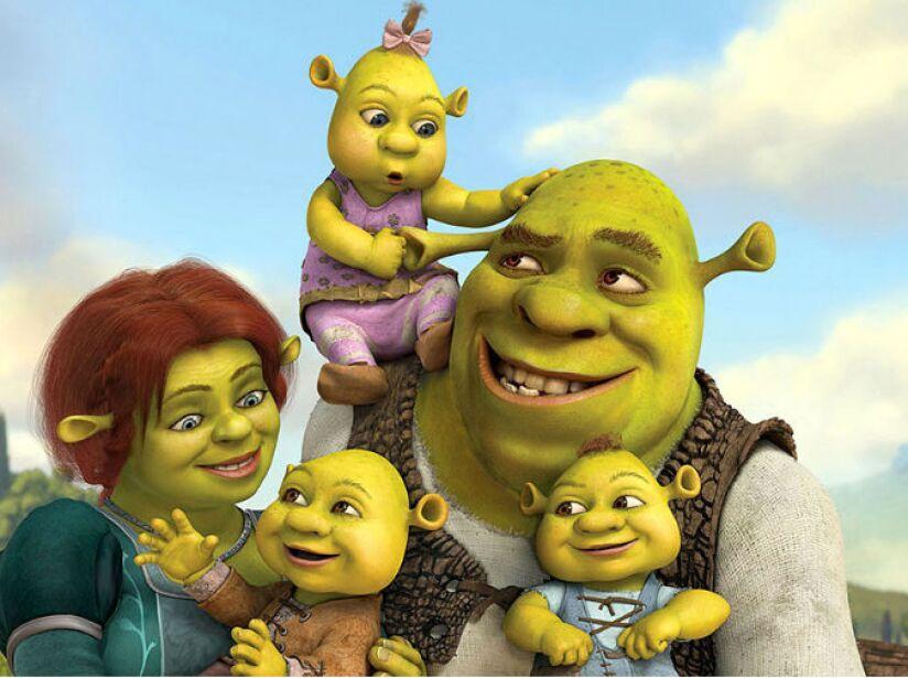7. Shrek Tercero recaudó 799 millones de dólares.