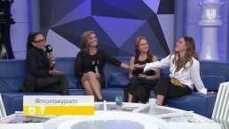Tras una pelea con Yolanda Andrade, Montserrat Oliver y Fabiola Campomanes se hicieron amigas