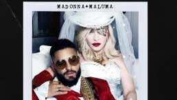 """Madonna y Maluma presentaron """"Medellín"""", su nuevo sencillo"""