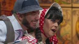 Faisy y Andrea Legarreta molestan a Cositas y le preguntan si tiene su Onlyfans