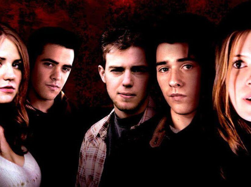 7. Bloody Mary: En la tercera secuela de Urban Legend (2005), este espíritu atormenta a varios adolescentes.