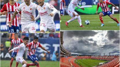 Con doblete de Ariel Nahuelpán y un tanto de Leonel Miranda, los fronterizos sorprendieron con triunfo de visita en el estadio Alfonso Lastras.