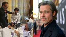 Inés Gómez Mont revela cómo Brad Pitt fue pieza clave para que le extirparan dos tumores del cerebro