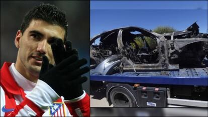 - José Antonio Reyes, exfutbolista español, falleció iniciando el mes de junio hace un año.<br>- El talentoso zurdo tenía 35 años.<br>- El percancé ocurrió en la carretera de Sevilla y Utrera, a la altura del kilómetro 18, en el término municipal de Alcalá de Guadaíra.<br>- Ante esto, recordamos otros accidentes memorables de futbolistas, la mayoría de ellos pueden contarlo como una anécdota.</br></br></br>