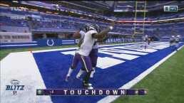 ¡Engaña a todos! Lamar Jackson corre y consigue el touchdown