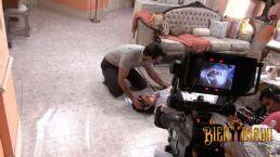 Detrás de cámaras: ¡La muerte de Santina!