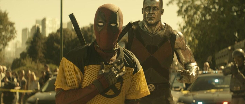 Checa las nuevas imágenes de 'Deadpool 2'