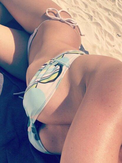 ¡Casi desnuda! Así se mostró en Instagram la cantante y actriz Ivonne Montero.