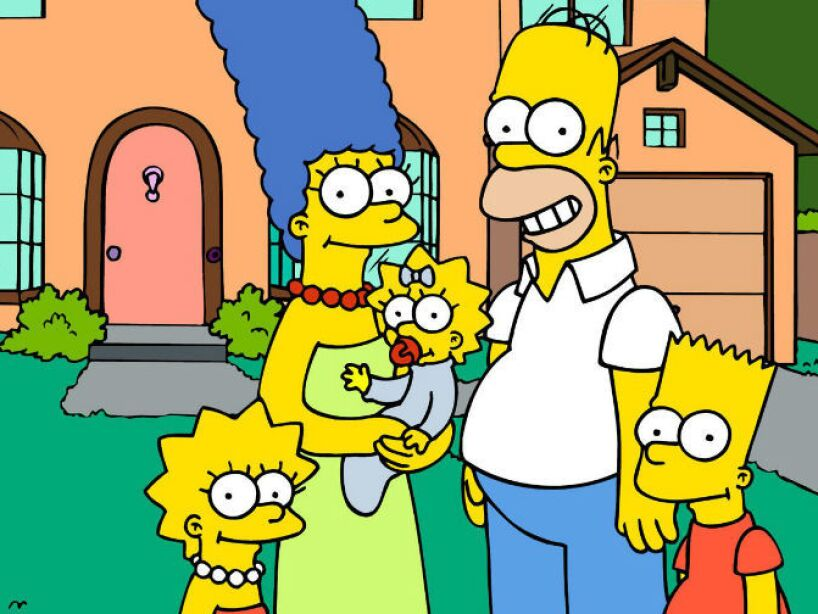 10. Los Simpsons (1989, Presente) de Fox.