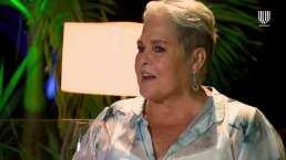 Lupita D' Alessio confiesa que tuvo 'mal gusto' para elegir a sus exparejas