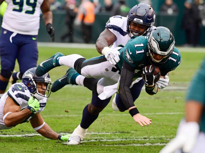 Seattle Seahawks v Philadelphia Eagles