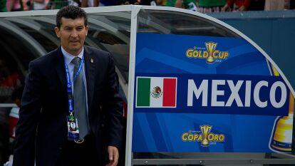El Chepo, después de sus grandes resultados con Chivas y Toluca, fue elegido entrenador del Tri.