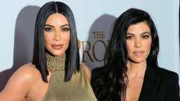 Así fue la dramática pelea entre Kim y Kourtney Kardashian