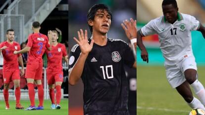 Resumen de los resultados de la Concacaf Nations League.