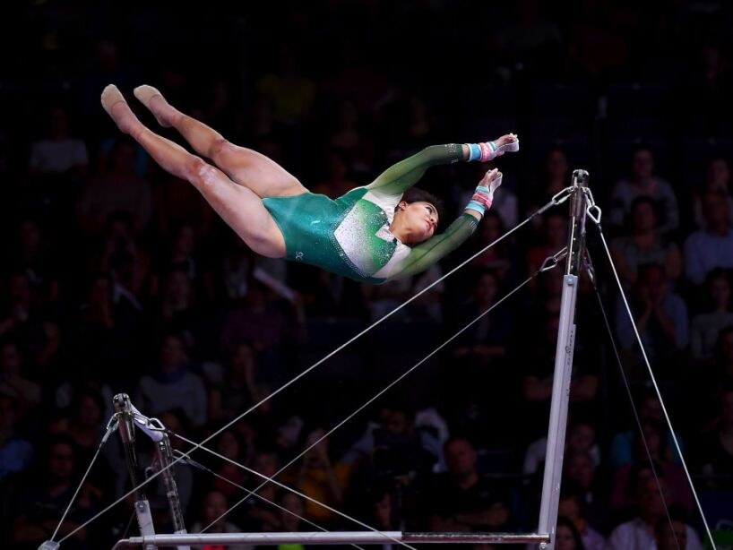 49th FIG Artistic Gymnastics World Championships - Day Two
