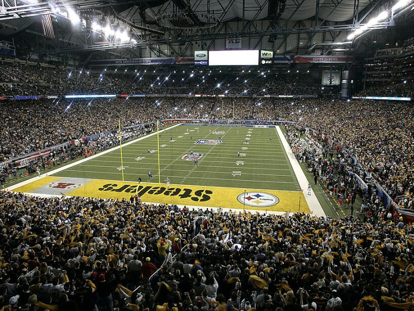 Super Bowl XL - Pittsburgh Steelers vs Seattle Seahawks - Pre-Game Entertainment