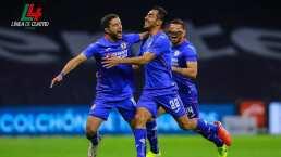 La favorable historia de Cruz Azul cuando llega a Semifinales