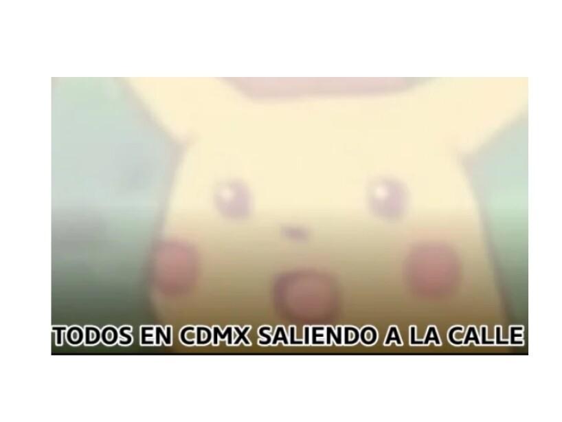Los chilangos reaccionan a la contaminación de la CDMX con memes