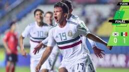 Corea del Sur 0-1 México - Resumen y Goles- Mundial Sub 17