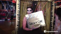 Backstage: ¡Así se vivió la gala de película en MQB!