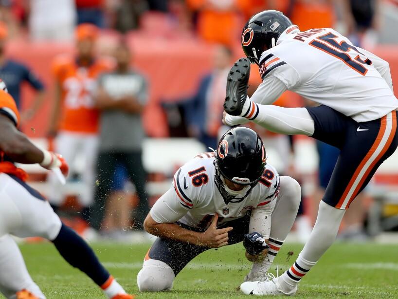Chicago Bears vDenver Broncos