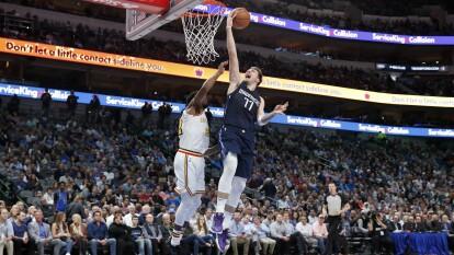 Jazz y Bucks ganaron de visita, los Knicks no caminan y todos los resultados de la NBA del 20 de noviembre de 2019. Dallas Mavericks 142-94 Golden State Warriors