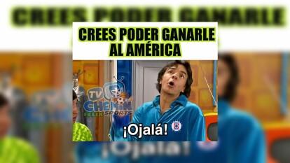 Los memes más divertidos del empate 0-0 entre América y Cruz Azul en el clásico joven.