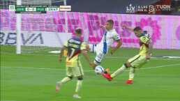 ¡La manda a la tribuna! Jorge Sánchez se pierde el 1-0 ante Puebla