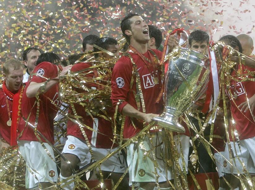 Soccer Ronaldo Golden Ball