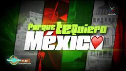 VIDEO: ÚNETE: Porque te quiero México