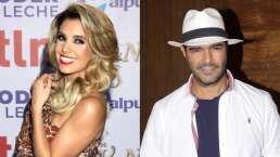 Con Permiso: ¿Romance en puerta? Pablo Montero y Andrea Escalona escaparon de las cámaras