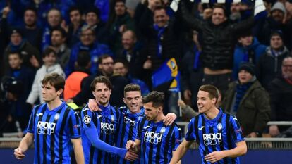 Atalanta golea al Valencia en San Siro 4-1, ¡partidazo!