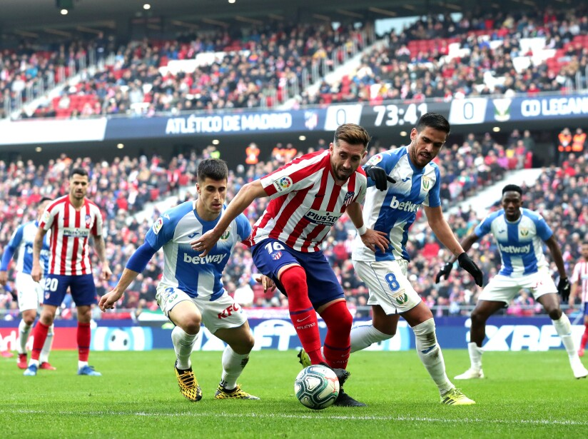 Club Atletico de Madrid v CD Leganes - La Liga