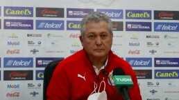 Vucetich acusa falta de actitud en Chivas y acepta mal inicio