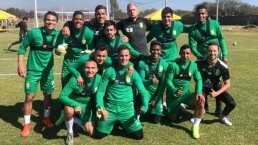 León cerró preparación para el CL2020 con triunfo 3-1 sobre Celaya