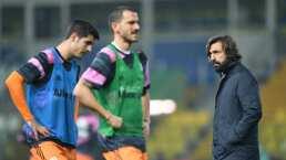 Andrea Pirlo quiere otro delantero en la Juventus