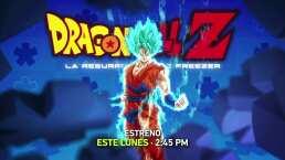 'Dragon Ball Z: La resurrección de Freezer' en Canal 5