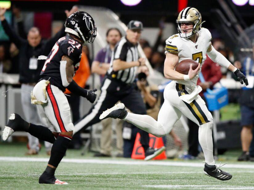 New Orleans Saints vAtlanta Falcons
