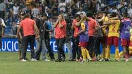 El gol más importante en la historia del desaparecido Monarcas Morelia