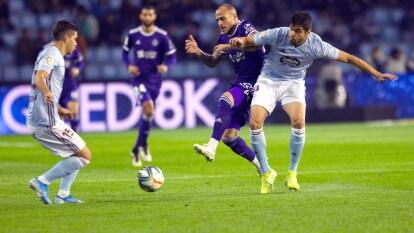 Celta de Vigo no pudo ganar en casa y continúa en puestos de descenso en La Liga.