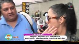 Descubre contra quién interpuso una denuncia Irma Serrano