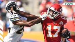 Los cinco datos sobre la rivalidad entre Chiefs y Chargers