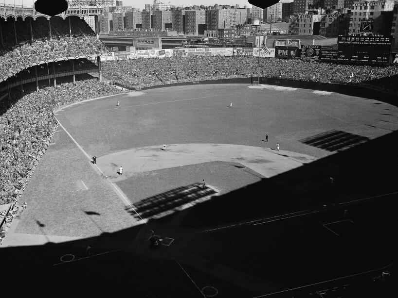 Yankees Stadium 1947