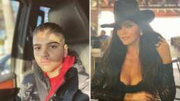 'Auxilio': Hijo de Ana Bárbara pide que lo rescaten de seguir pasando la cuarentena con su mamá